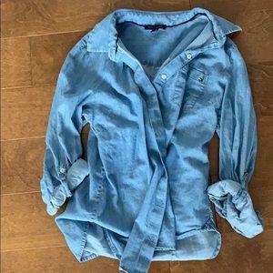 Button down Tommy Hilfiger Denim shirt (s/p)